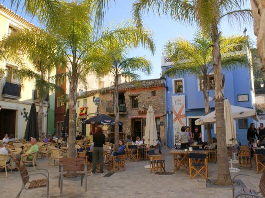 Calpe Bars And Restaurants